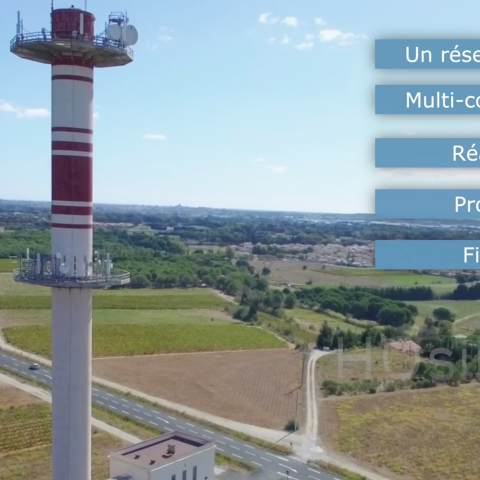 Technical applications of drones by our members