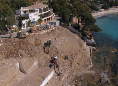 List of operators proposing construction site supervision by