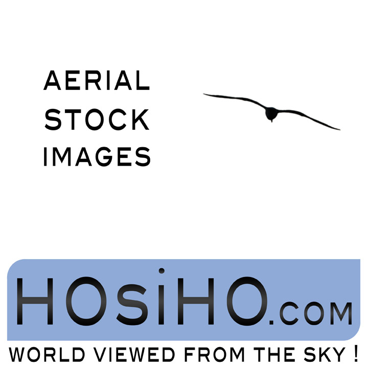 HOsiHO aerial stock collections now available through Getty Images !