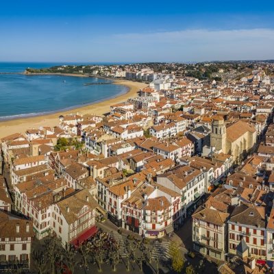 Saint Jean de Luz, Pays Basque, 64