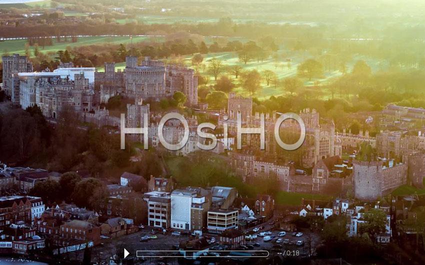 La collection d'images aériennes du Royaume-Uni à l'honneur sur HOsiHO.com !